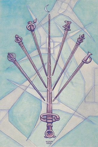The Seven of Swords