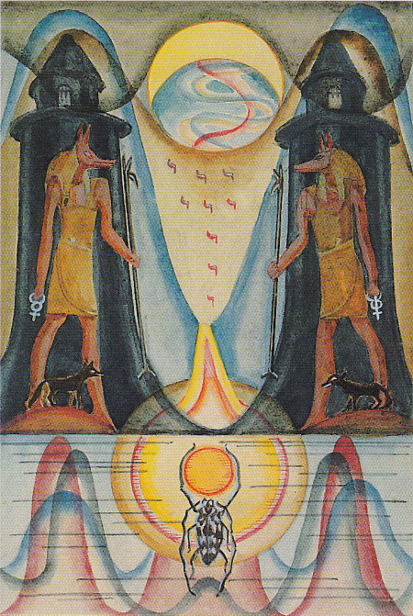 Thoth- The Moon