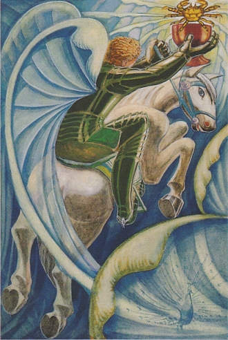 The Knight of Cups