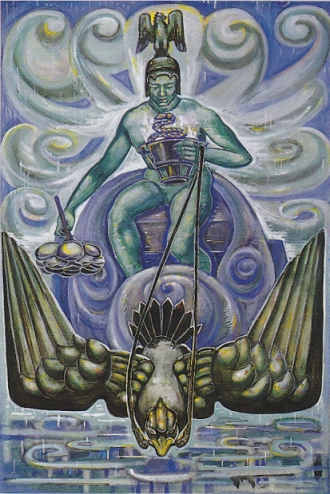 The Prince of Cups