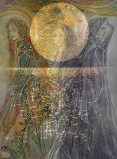 Triple Goddess Sulamith Wulfing