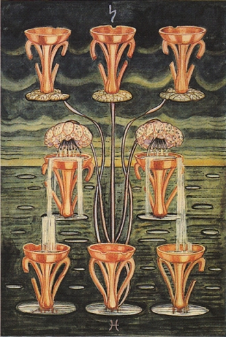 The Eight of Cups