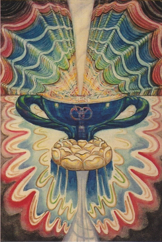 Thoth Ace of Cups