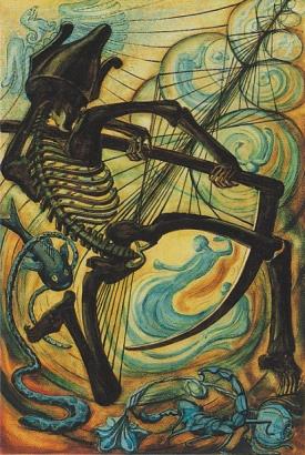 Thoth Death