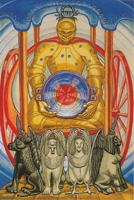 Thoth Chariot