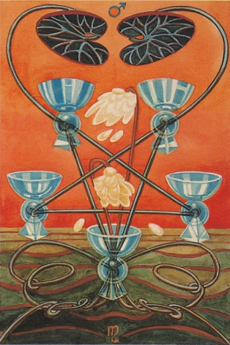 The Five of Cups