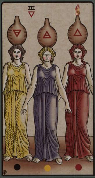 The Three of Vessels