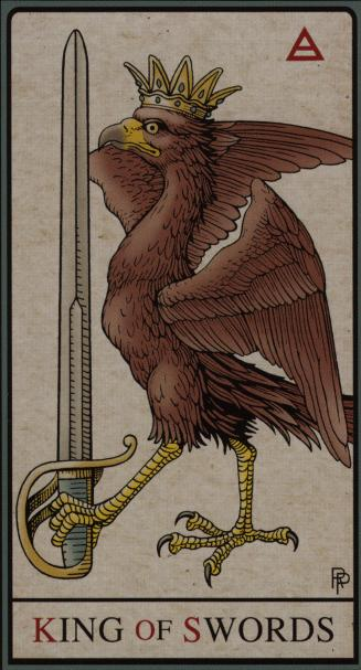 The King of Swords