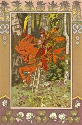The Red Rider: Ivan Bilibin