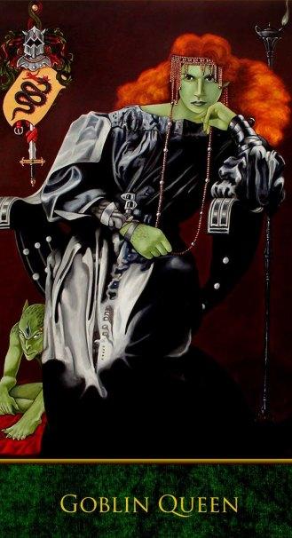 LXXXI-Goblin Queen