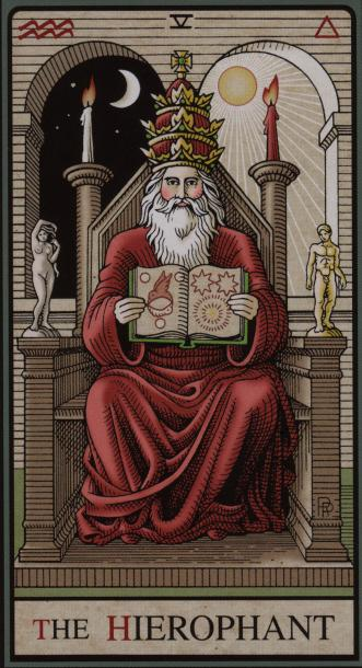 The Hierophant