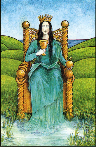 The Queen of Cups