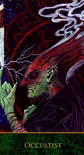 LXXXI-Occultist